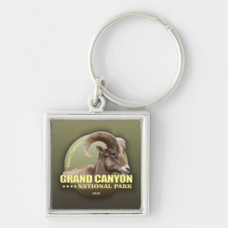 Grand Canyon NP (Bighorn) WT Key Ring