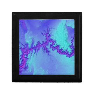 Grand Canyon of Arizona- Bright Nebula Style Gift Box