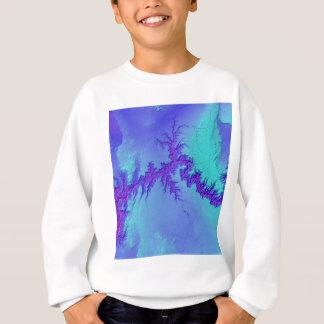 Grand Canyon of Arizona- Bright Nebula Style Sweatshirt