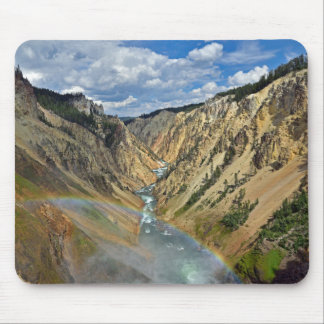 Grand Canyon of the Yellowstone Mouse Mat