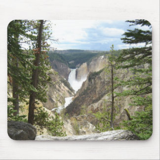 Grand Canyon of Yellowstone Mouse Pad