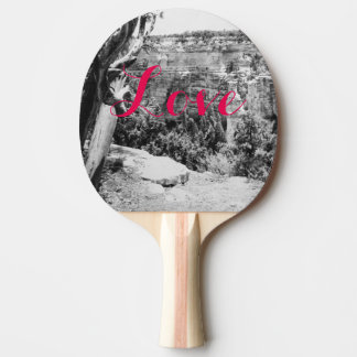 Grand Canyon Ping Pong Paddle