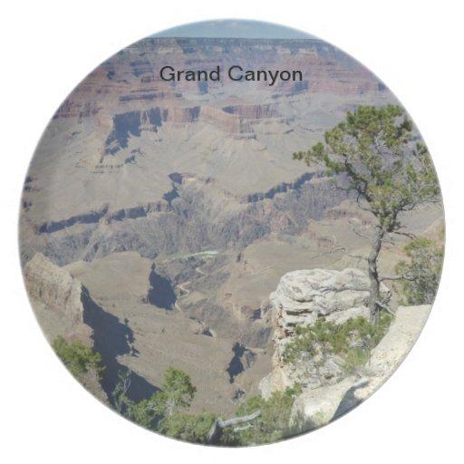 Grand Canyon Plate