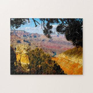 Grand Canyon Puzzles
