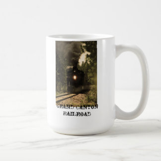 Grand Canyon Railroad Mug