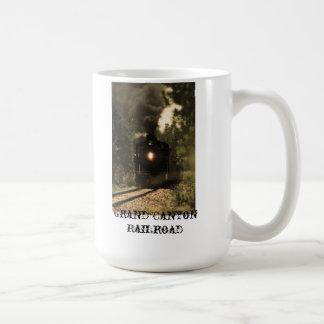 Grand Canyon Railroad Mug