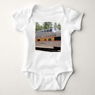 Grand Canyon Railway carriage, Arizona Baby Bodysuit