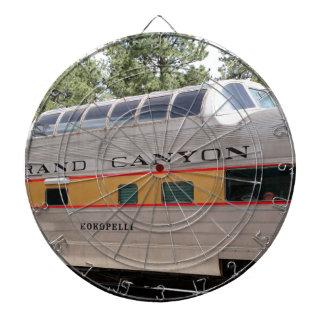 Grand Canyon Railway carriage, Arizona Dartboard