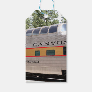Grand Canyon Railway carriage, Arizona Gift Tags