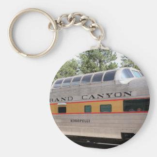 Grand Canyon Railway carriage, Arizona Key Ring