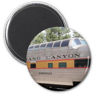 Grand Canyon Railway carriage, Arizona Magnet