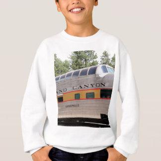 Grand Canyon Railway carriage, Arizona Sweatshirt