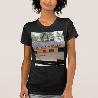 Grand Canyon Railway carriage, Arizona T-Shirt
