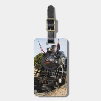 Grand Canyon Railway steam engine 4960 Bag Tag