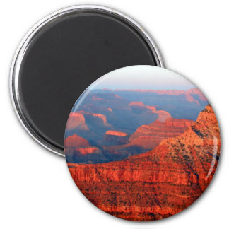grand canyon red magnet