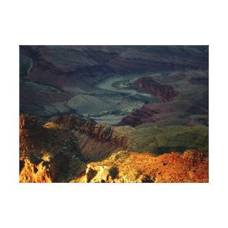 Grand Canyon SE Canvas Print