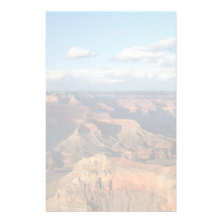 Grand Canyon seen from South Rim in Arizona Stationery Paper