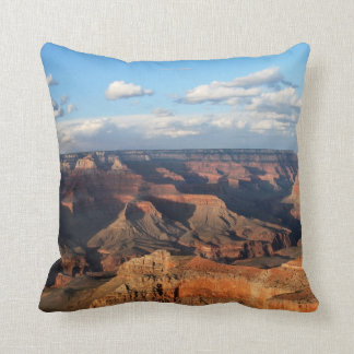 Grand Canyon seen from South Rim in Arizona Throw Pillow