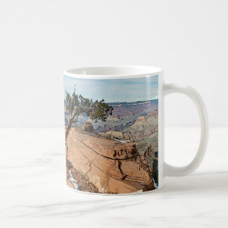 Grand Canyon South Kaibab Trail Poster Coffee Mug
