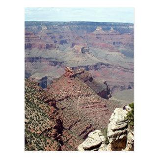Grand Canyon South Rim, Arizona 3 Postcard