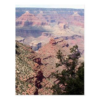 Grand Canyon South Rim, Arizona 4 Postcard