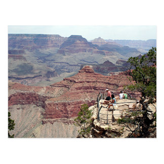 Grand Canyon South Rim, Arizona 5 Postcard