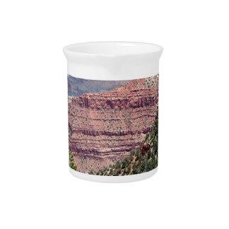 Grand Canyon South Rim, Arizona 6 Drink Pitchers