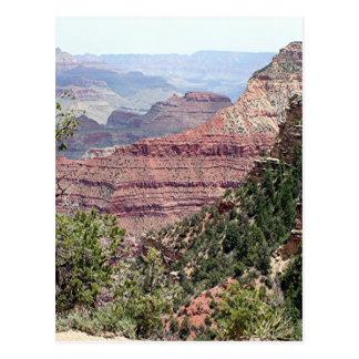 Grand Canyon South Rim, Arizona 6 Postcard