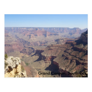 Grand Canyon, South Rim Arizona Post Card