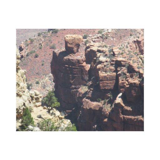Grand Canyon South Rim Canvas Prints
