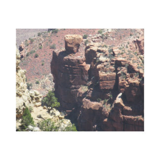 Grand Canyon South Rim Gallery Wrap Canvas