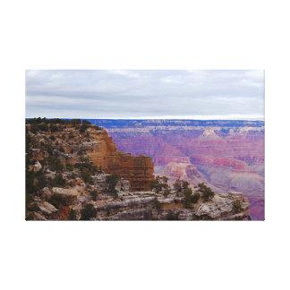 Grand Canyon South Rim Canvas Print