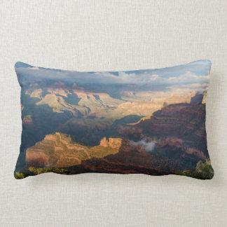 Grand Canyon South Rim from Powell Point Throw Pillow