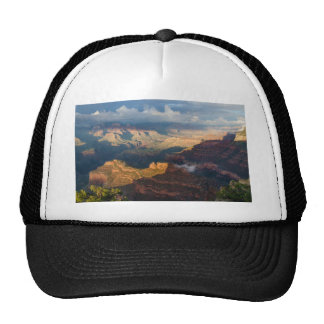 Grand Canyon South Rim from Powell Point Hat