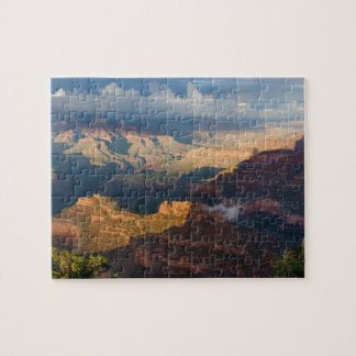 Grand Canyon South Rim from Powell Point Jigsaw Puzzle