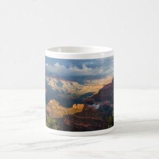 Grand Canyon South Rim from Powell Point Coffee Mugs