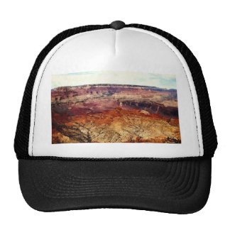 Grand Canyon South Rim Mesh Hat