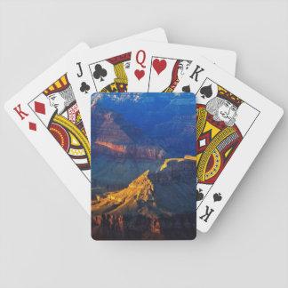 Grand Canyon South Rim Poker Deck