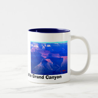 Grand Canyon South Rim, South Rim, Heaven meets... Mug