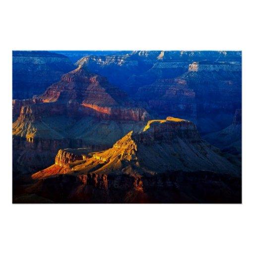 Grand Canyon South Rim Perfect Poster