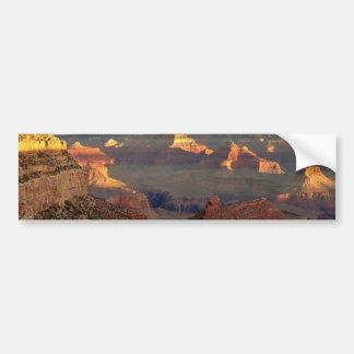 Grand Canyon sunrise Bumper Sticker