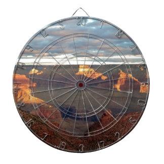 Grand Canyon Sunrise Dart Board