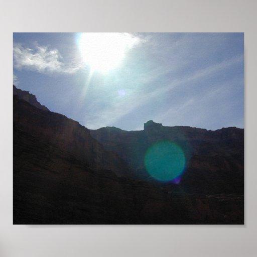 Grand Canyon Sunset Print