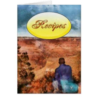 Grand Canyon - The Vista Greeting Card