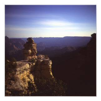 Grand Canyon Under Moonlight Photo Print