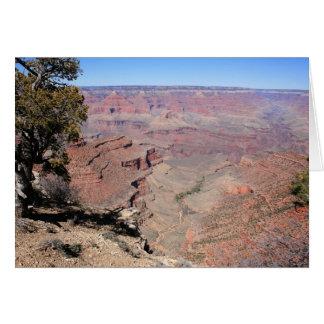 Grand Canyon Views Greeting Card