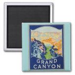 Grand Canyon - Vintage Travel Magnet