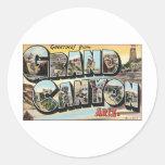 Grand Canyon Vintage Travel Sticker