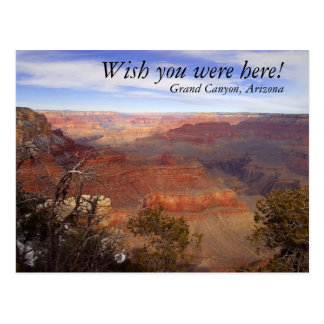 Grand Canyon, Wish you were here! Postcard