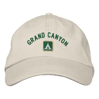 Grand CanyonNational Park Embroidered Hat
